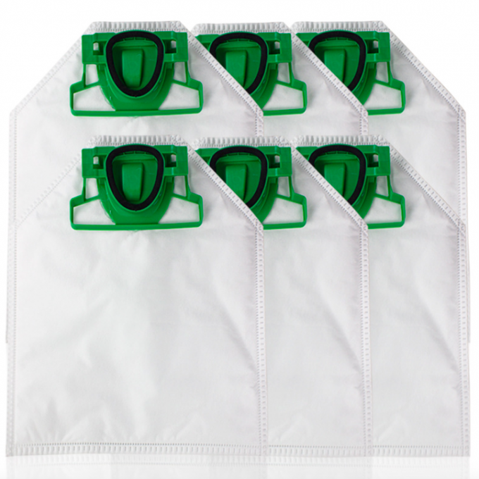 Green Collar 32*25.7cm Replacement Vacuum Cleaner Dust Bags 4