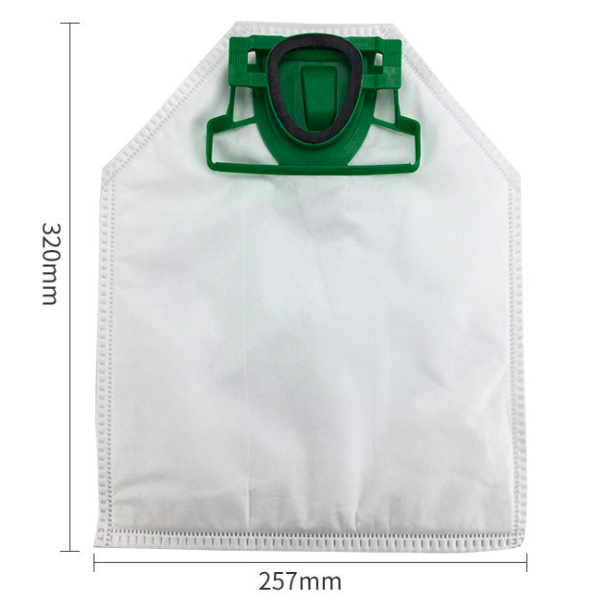 Green Collar 32*25.7cm Replacement Vacuum Cleaner Dust Bags 1