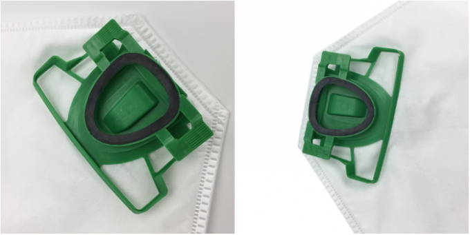 Green Collar 32*25.7cm Replacement Vacuum Cleaner Dust Bags 5